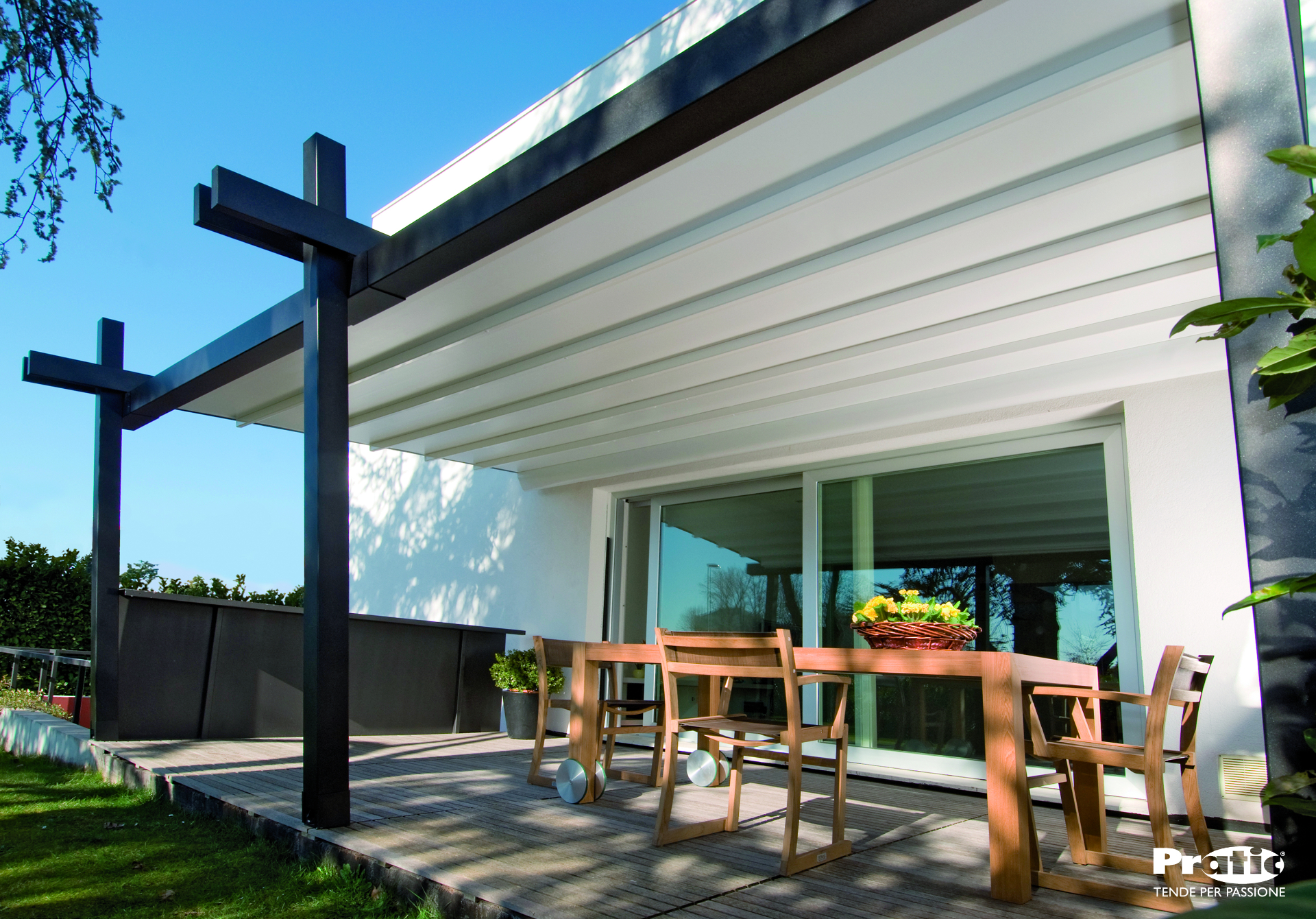 pergola toile retractable