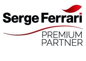 Logo Serge Ferrari Premium Partner